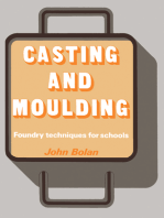 Casting and Moulding: Foundry Techniques for Schools