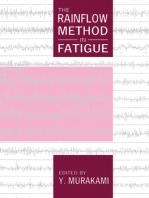 The Rainflow Method in Fatigue: The Tatsuo Endo Memorial Volume