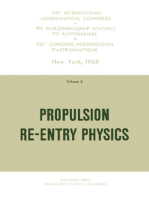 Propulsion Re-Entry Physics: Proceedings