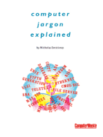 Computer Jargon Explained