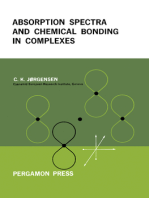 Absorption Spectra and Chemical Bonding in Complexes