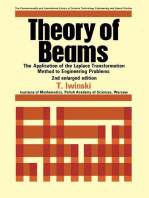 Theory of Beams