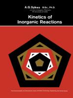 Kinetics of Inorganic Reactions