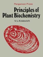 Principles of Plant Biochemistry