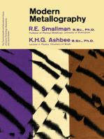 Modern Metallography