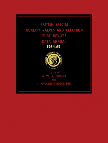 British Special Quality Valves and Electron Tube Devices Data Annual 1964–65