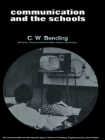 Communication and the Schools