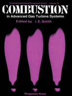 Combustion in Advanced Gas Turbine Systems