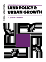 Land Policy and Urban Growth