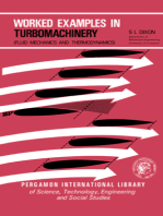 Worked Examples in Turbomachinery