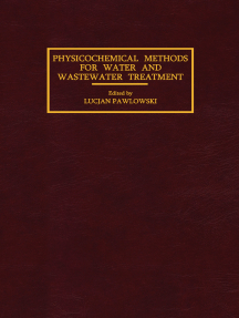 Physicochemical Methods for Water and Wastewater Treatment: Proceedings of the Second International Conference, Lublin, June 1979