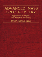 Advanced Mass Spectrometry: Applications in Organic and Analytical Chemistry