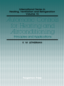 Automatic Controls for Heating and Air Conditioning: Principles and Applications