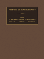 Affinity Chromatography: Biospecific Sorption — The First Extensive Compendium on Affinity Chromatography as Applied to Biochemistry and Immunochemistry