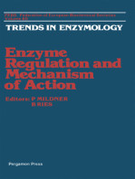 Enzyme Regulation and Mechanism of Action