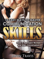 10 Easy Ways To Master Communication Skills