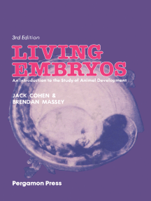 Living Embryos: An Introduction to the Study of Animal Development