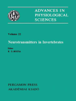 Neurotransmitters in Invertebrates