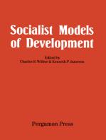 Socialist Models of Development