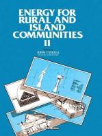 Energy for Rural and Island Communities Ii