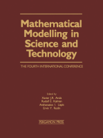 Mathematical Modelling in Science and Technology: The Fourth International Conference, Zurich, Switzerland, August 1983