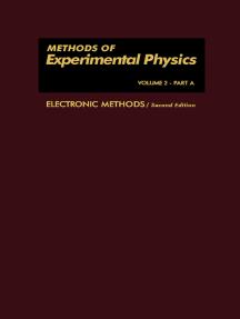 Electronic Methods: Methods of Experimental Physics