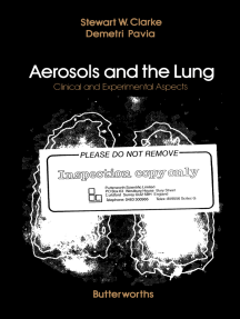 Aerosols and the Lung: Clinical and Experimental Aspects