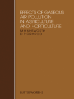 Effects of Gaseous Air Pollution in Agriculture and Horticulture