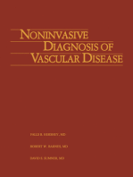 Noninvasive Diagnosis of Vascular Disease