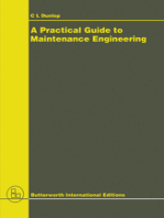 A Practical Guide to Maintenance Engineering