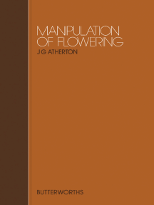 Manipulation of Flowering: Proceedings of Previous Easter Schools in Agricultural Science