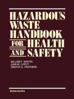 Hazardous Waste Handbook for Health and Safety