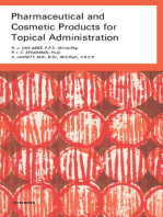Pharmaceutical and Cosmetic Products for Topical Administration