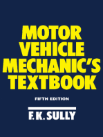 Motor Vehicle Mechanic's Textbook