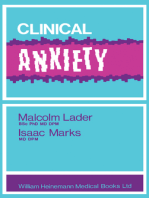 Clinical Anxiety