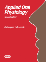 Applied Oral Physiology