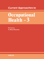 Current Approaches to Occupational Health