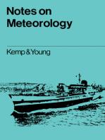Notes on Meteorology