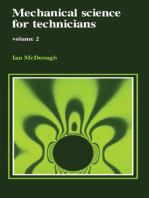 Mechanical Science for Technicians
