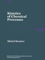 Kinetics of Chemical Processes