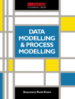 Data Modelling and Process Modelling using the most popular Methods