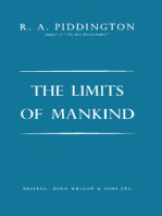 The Limits of Mankind