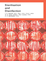 Sterilisation and Disinfection: Pharmaceutical Monographs
