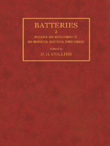 Batteries 2: Research and Development in Non-Mechanical Electrical Power Sources