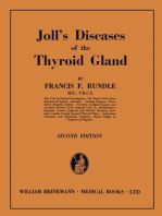 Joll's Diseases of the Thyroid Gland