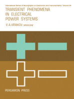 Transient Phenomena in Electrical Power Systems: International Series of Monographs on Electronics and Instrumentation