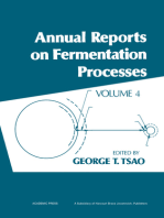 Annual Reports on Fermentation Processes