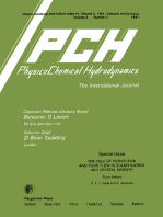The Role of Convection and Fluid Flow in Solidification and Crystal Growth: Physicochemical Hydrodynamics, Vol. 2.4