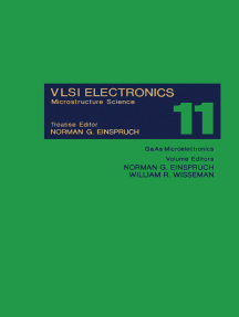 GaAs Microelectronics: VLSI Electronics Microstructure Science