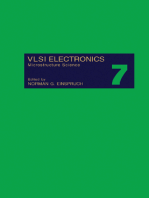 VLSI Electronics Microstructure Science